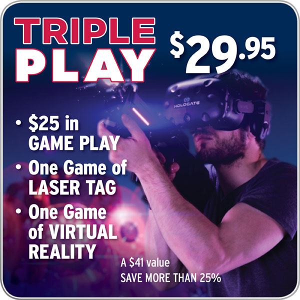 Triple Play Special