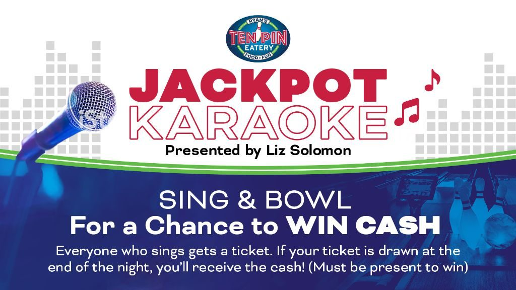Jackpot Karaoke @ Ten Pin Eatery | Barnstable | Massachusetts | United States