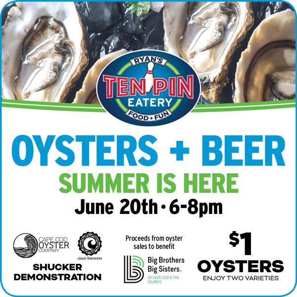 Oysters and Beer Event