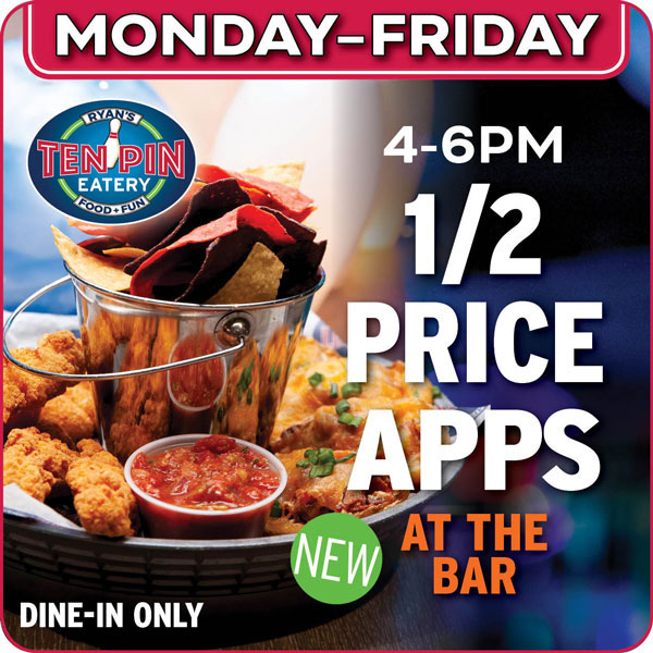 Half Price Apps Special