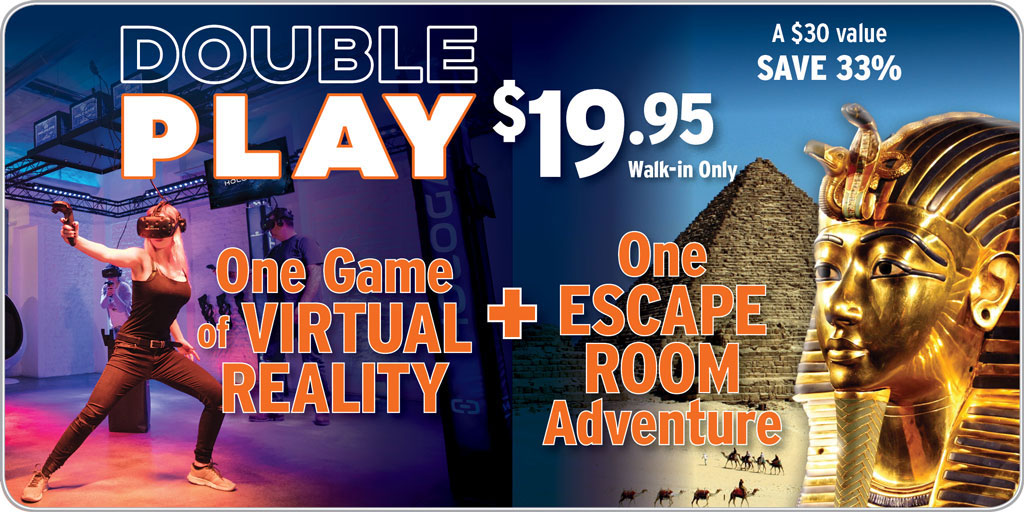 Virtual Reality Special Offer
