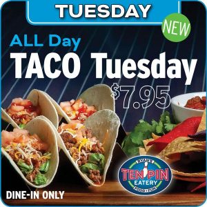 All Day Taco Tuesday