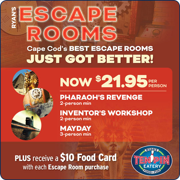 Escape Rooms Special Offer