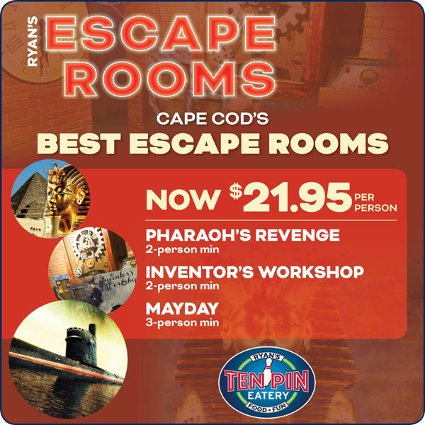 Escape Rooms Offer