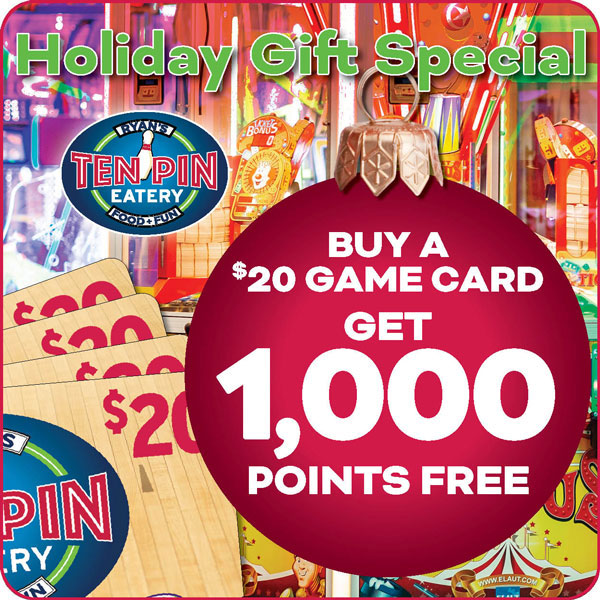 Game Card Special Offer