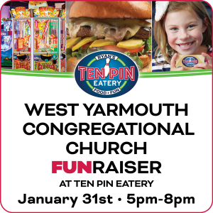 West Yarmouth Congregational Church Fundraiser