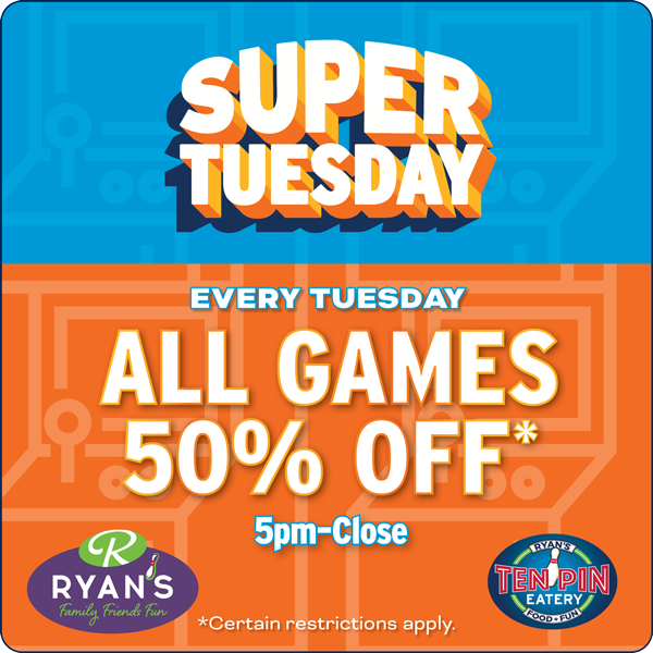 Super Tuesday Special Offer