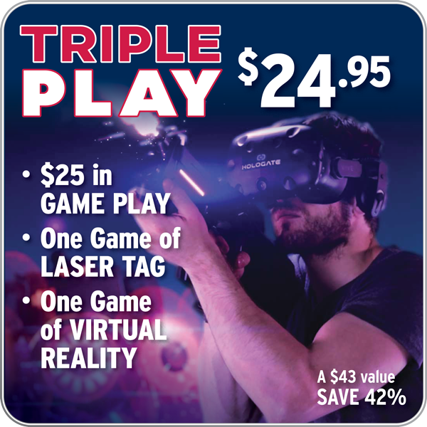 Triple Play Special Offer